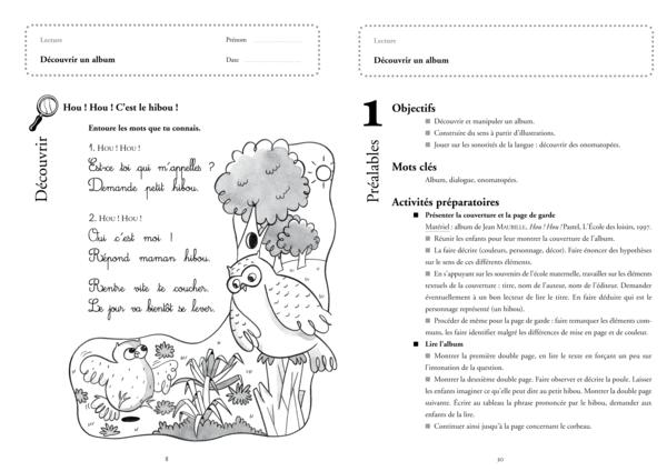 Préférence Les Fiches de l'école - Français CP - Enseignants - Catalogue  YO22