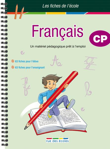 Les Fiches De L Ecole Francais Cp Enseignants