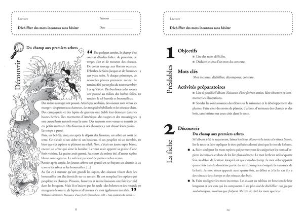 Préférence Les Fiches de l'école - Français CE1 - Enseignants - Catalogue  YO22