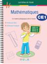 Les Fiches de l'école - Mathématiques CE1 - 9782844319487 - rue des écoles - couverture