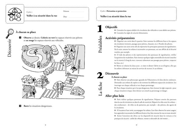 les fiches de l 233 cole apprendre 224 porter secours cycles 1 2 et 3 enseignants catalogue