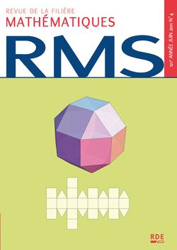 RMS - 121e année - numéro 4, juin 2011 - 9782916609201 - rue des écoles - couverture