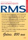 RMS - 122e année - numéro 1, octobre 2011 - 9782916609218 - rue des écoles - couverture