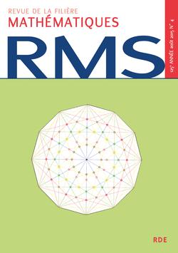 RMS - 125e année - numéro 5, août 2015 - 9782916609379 - rue des écoles - couverture