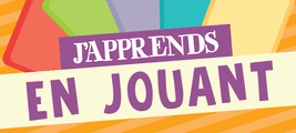 J'apprends en jouant
