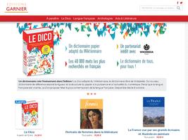 Éditions Garnier